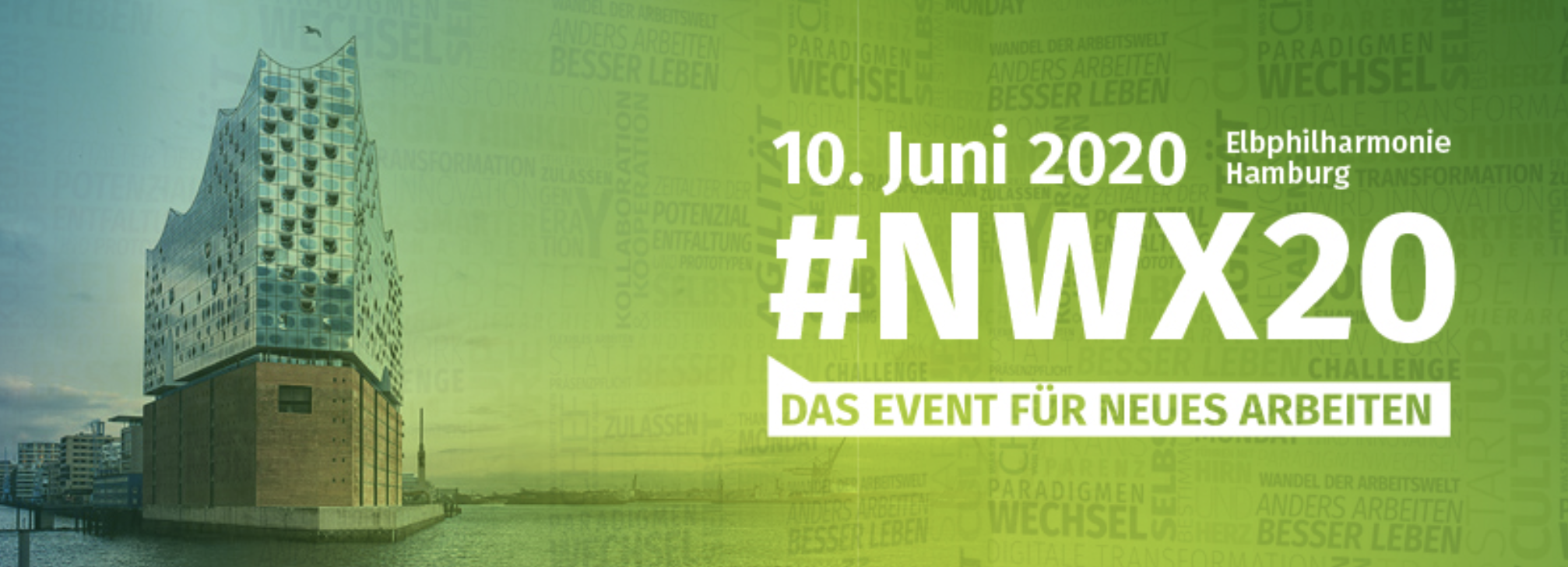 #NWX20 - New Work Experience
