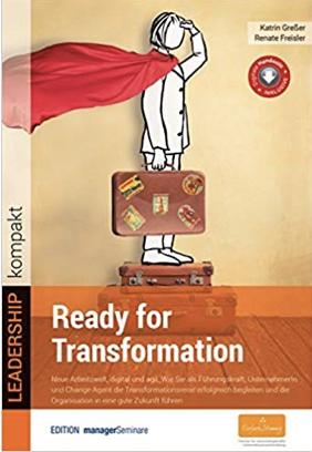 Buch: Ready for Transformation